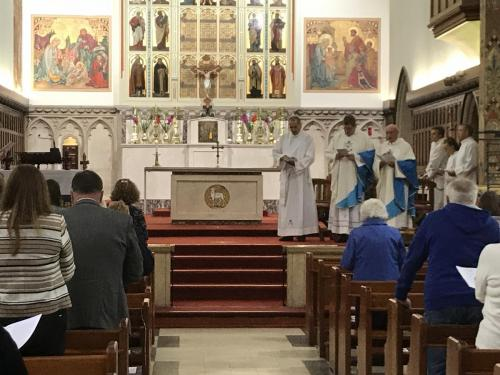 Stella Maris Mass September 2018